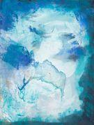 Danse sous glace, 40cm x 30cm, technique mixte, 2009