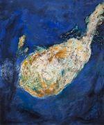 La vie, 91cm x 76cm, technique mixte, 2009