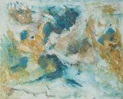 Territoire, 40cm x 50cm, technique mixte, 2012